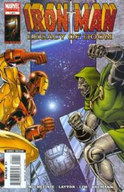 Iron Man Legacy Of Doom